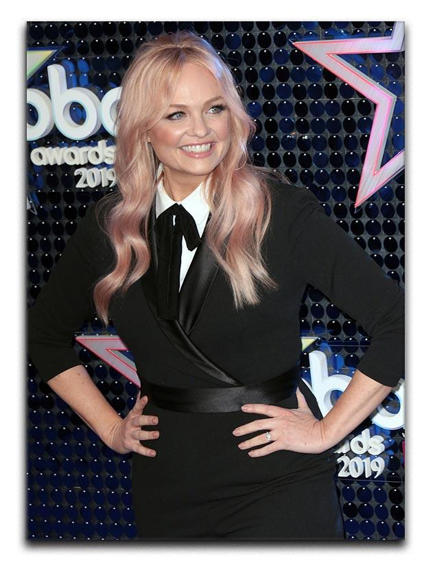 Emma Bunton Canvas Print or Poster