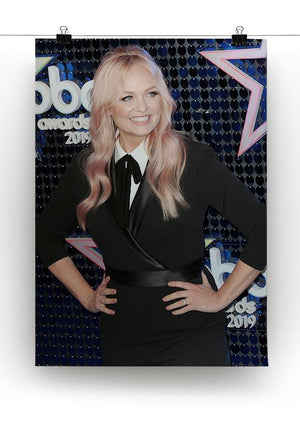 Emma Bunton Canvas Print or Poster - Canvas Art Rocks - 2