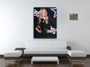 Emma Bunton Canvas Print or Poster - Canvas Art Rocks - 4