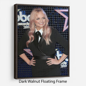 Emma Bunton Floating Frame Canvas - Canvas Art Rocks - 5