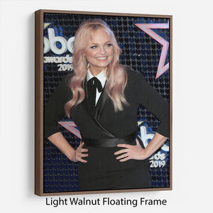 Emma Bunton Floating Frame Canvas - Canvas Art Rocks 7