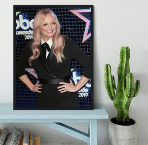 Emma Bunton Framed Print - Canvas Art Rocks - 2
