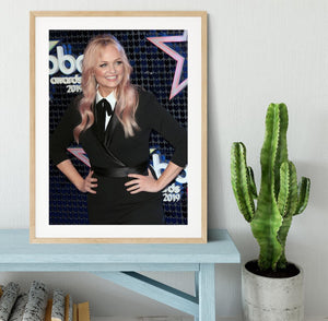 Emma Bunton Framed Print - Canvas Art Rocks - 3