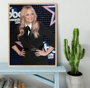 Emma Bunton Framed Print - Canvas Art Rocks - 4