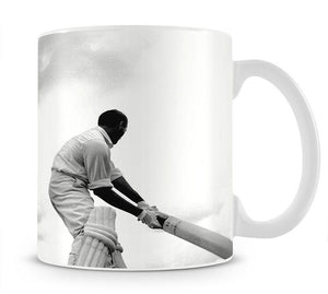 England cricketer Basil D Oliveira Mug - Canvas Art Rocks - 1