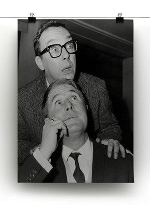 Eric and Ernie in the 1960s Canvas Print or Poster - Canvas Art Rocks - 2