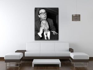 Eric and Ernie in the 1960s Canvas Print or Poster - Canvas Art Rocks - 4