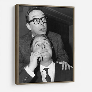 Eric and Ernie in the 1960s HD Metal Print