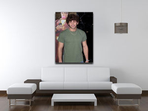 Eyal Booker Canvas Print or Poster - Canvas Art Rocks - 4