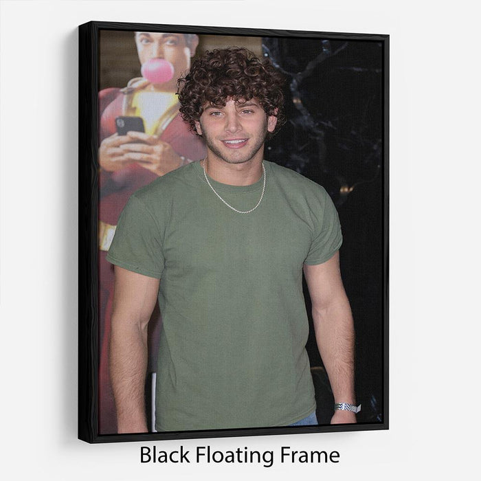 Eyal Booker Floating Frame Canvas