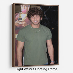 Eyal Booker Floating Frame Canvas - Canvas Art Rocks 7