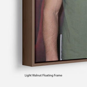 Eyal Booker Floating Frame Canvas - Canvas Art Rocks - 8