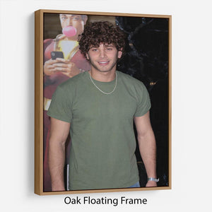 Eyal Booker Floating Frame Canvas - Canvas Art Rocks - 9