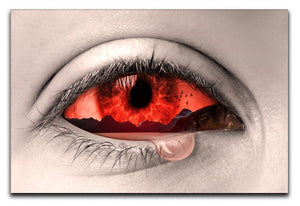 Eye Of Nature Canvas Print or Poster  - Canvas Art Rocks - 1