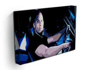 Fast And Furious Dom Canvas Print or Poster - Canvas Art Rocks - 3