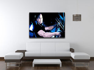 Fast And Furious Dom Canvas Print or Poster - Canvas Art Rocks - 4