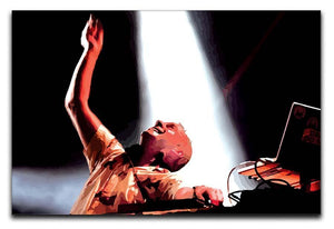 Fatboy Slim Canvas Print or Poster  - Canvas Art Rocks - 1
