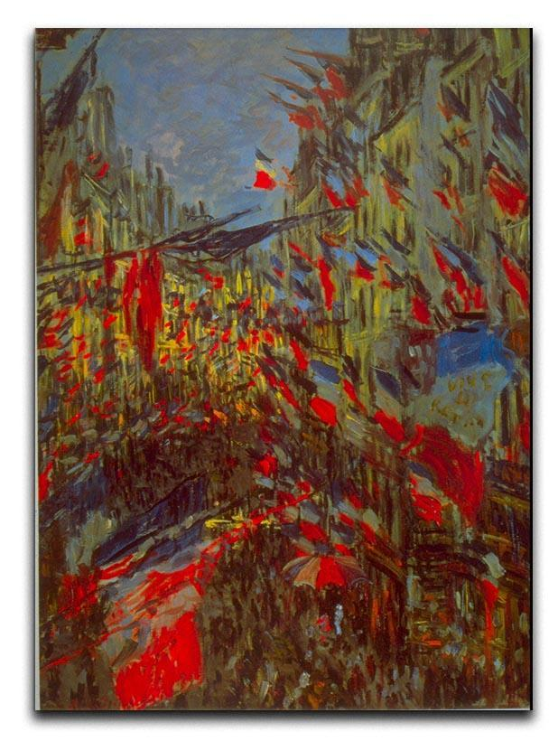 Festivities by Monet Canvas Print or Poster
