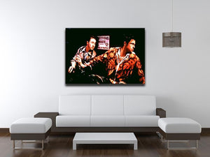 Fight Club Pop Art Canvas Print or Poster - Canvas Art Rocks - 4