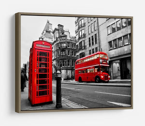 Fleet street London HD Metal Print