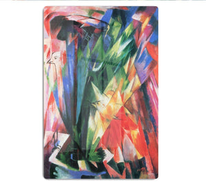 Fowl by Franz Marc HD Metal Print