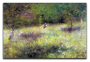 Frahling in Chatou by Renoir Canvas Print or Poster  - Canvas Art Rocks - 1