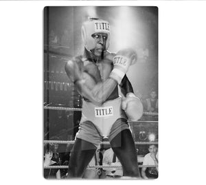 Frank Bruno in 1984 HD Metal Print