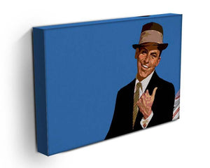 Frank Sinatra Pop Art Canvas Print or Poster - Canvas Art Rocks - 3
