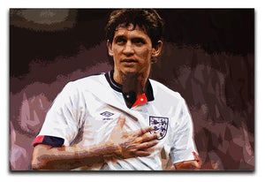Gary Lineker England Canvas Print or Poster  - Canvas Art Rocks - 1