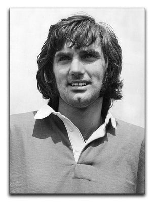 George Best Icon Canvas Print or Poster  - Canvas Art Rocks - 1