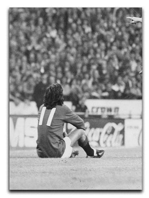 George Best Protest Canvas Print or Poster  - Canvas Art Rocks - 1
