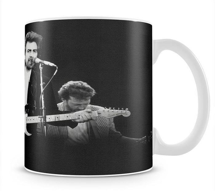 George Harrison at the Princes Trust concert in 1988 Mug