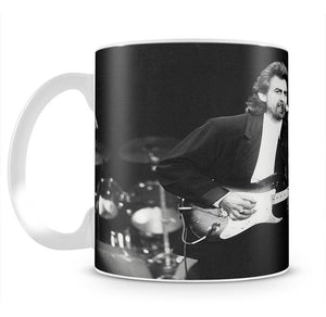 George Harrison at the Princes Trust concert in 1988 Mug - Canvas Art Rocks - 2