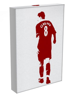 Gerrard Pop Art Canvas Print or Poster - Canvas Art Rocks - 3