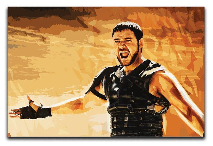 Gladiator Canvas Print or Poster