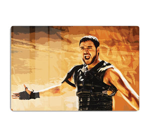 Gladiator HD Metal Print
