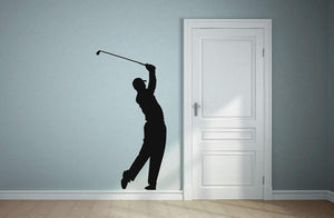 Golf Wall Sticker - Canvas Art Rocks