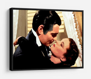 Gone With the Wind HD Metal Print