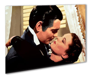 Gone With the Wind Outdoor Metal Print - Canvas Art Rocks - 1