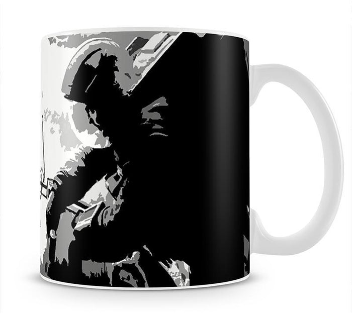 Gravity Movie Mug