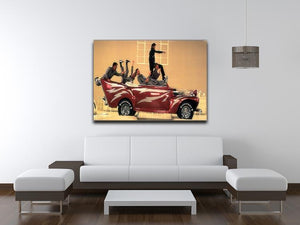 Grease Lighting Canvas Print or Poster - Canvas Art Rocks - 4