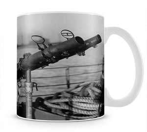 Gunner on a merchant ship Mug - Canvas Art Rocks - 1