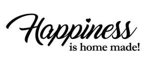 Happiness Wall Sticker - Canvas Art Rocks - 2