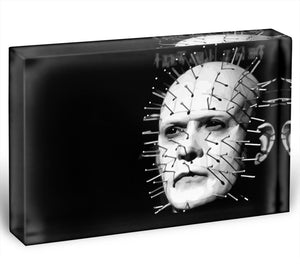 Hellraiser Pinhead Acrylic Block - Canvas Art Rocks - 1
