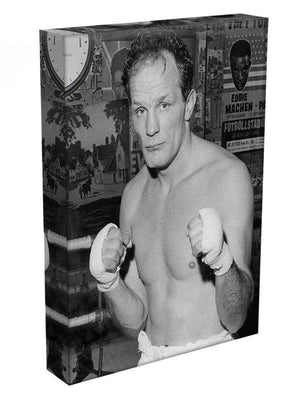 Henry Cooper boxer Canvas Print or Poster - Canvas Art Rocks - 3