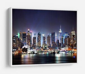 Hudson River with refelctions HD Metal Print