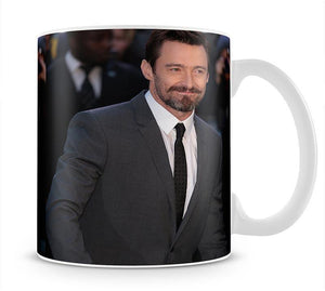 Hugh Jackman Mug - Canvas Art Rocks - 1