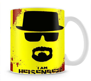 I am Heisenberg Mug - Canvas Art Rocks - 1