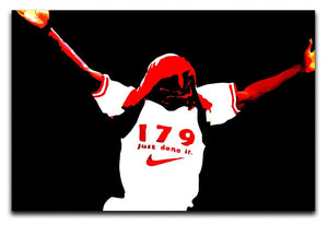 Ian Wright Print - Canvas Art Rocks - 1