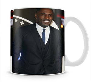 Idris Elba Mug - Canvas Art Rocks - 1